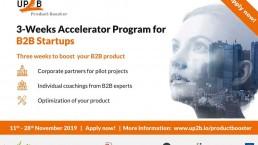 up2b-product-booster-2019-accelerator-program-b2b-startups-innowerft-technologiepark-heidelberg-next-mannheim